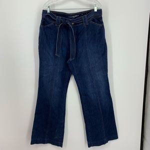 The platinum trousers by chicos sz 2.5